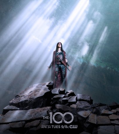 Octavia the 100 s5 poster